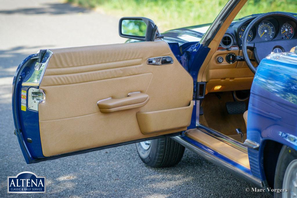 Mercedes 380 Sl, 1984