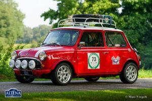 Mini Morris Mini 1000 Rally, 1981