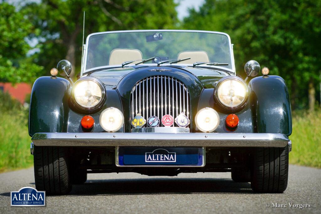 Morgan Plus 8, 2001