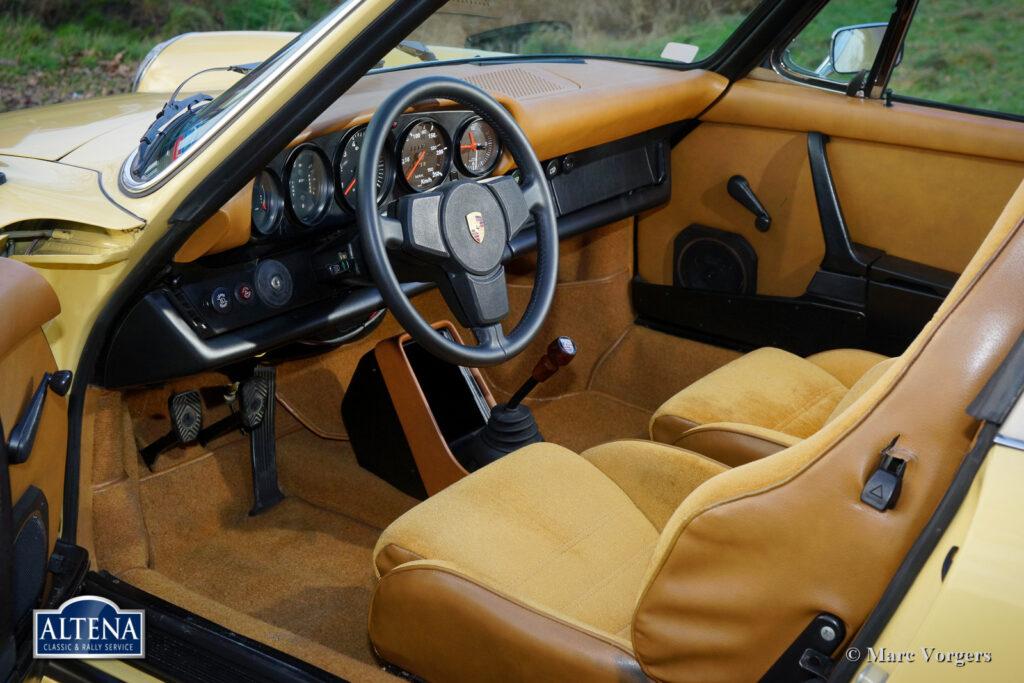 Porsche 911 2.7 Targa, 1974
