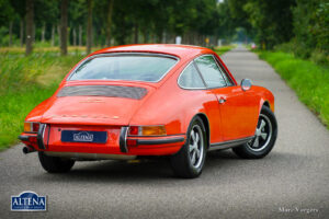 Porsche 911E, 1970