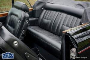Rolls Royce Corniche, 1981