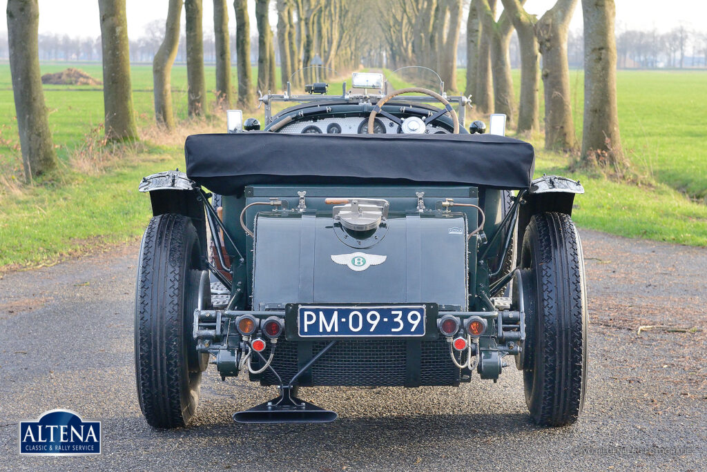 Bentley Speed 8 'Peking To Paris', 1951