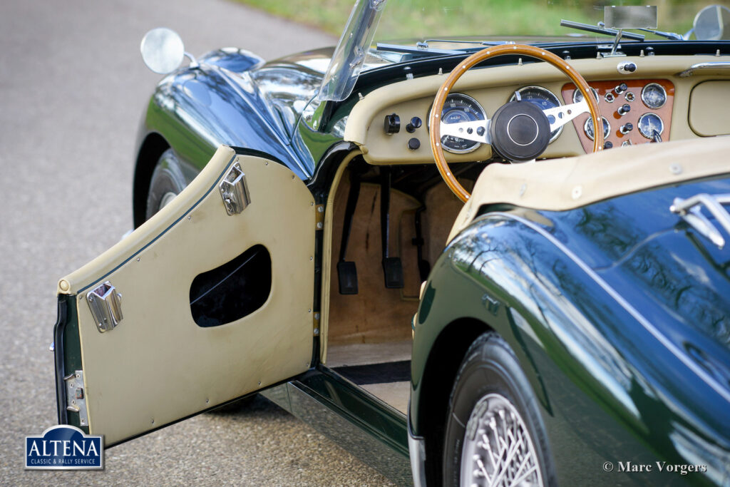 Triumph Tr3a, 1958