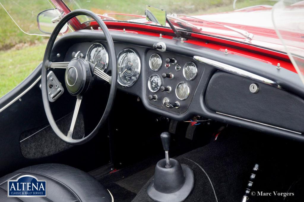 Triumph Tr3a, 1963