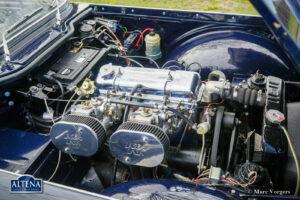 Triumph Tr4A IRS, 1967