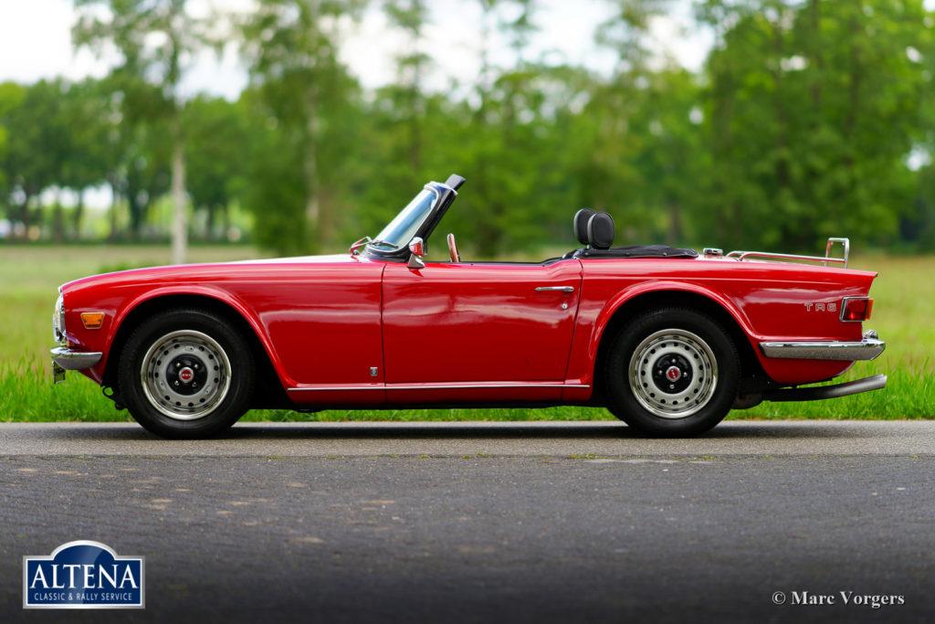 Triumph TR6, 1970