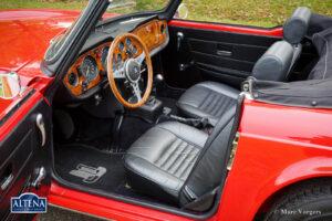 Triumph TR6, 1973