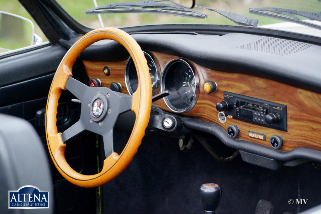 Volkswagen Karmann Ghia, 1973