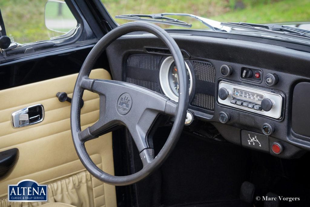 Volkswagen Kever 1302 Cabriolet, 1971