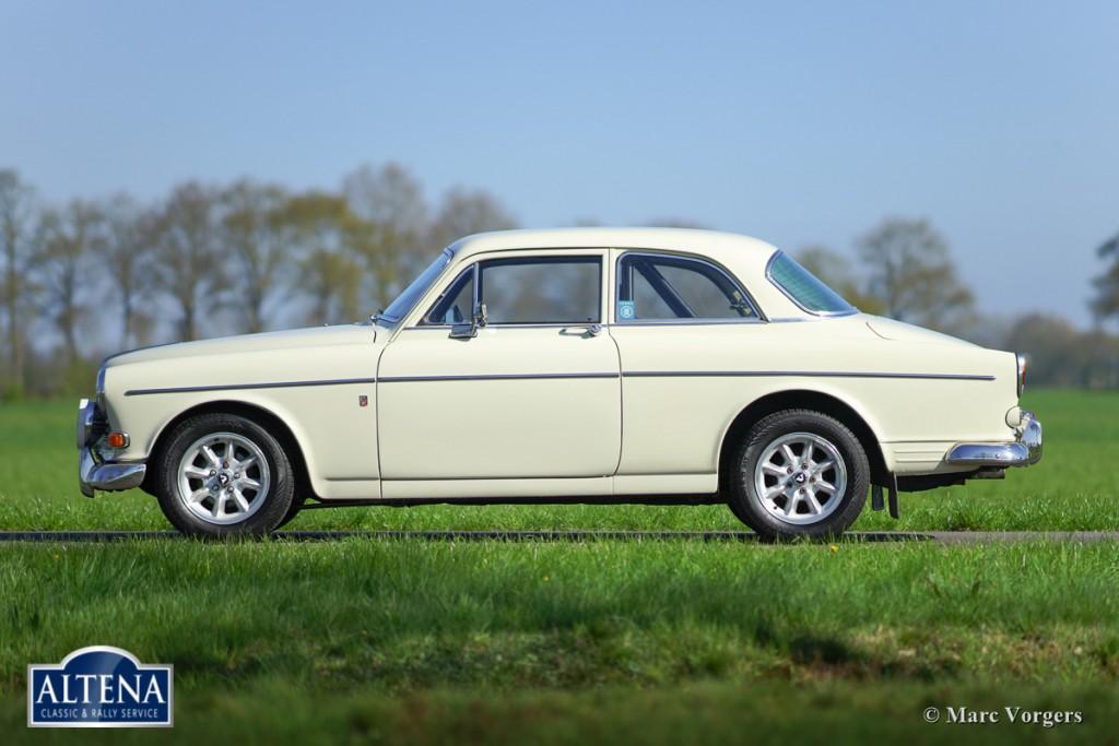 Volvo 123GT, 1967