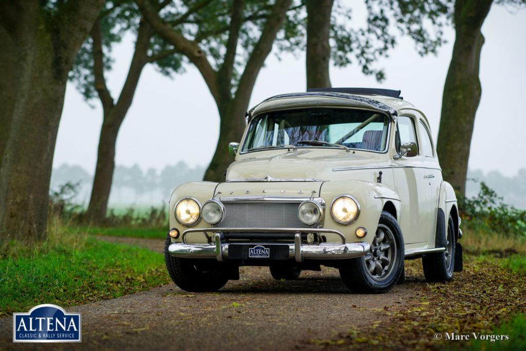 Volvo PV544 Rally, 1960