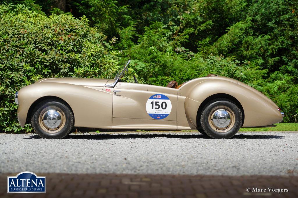 Westland Healey Roadster, 1947