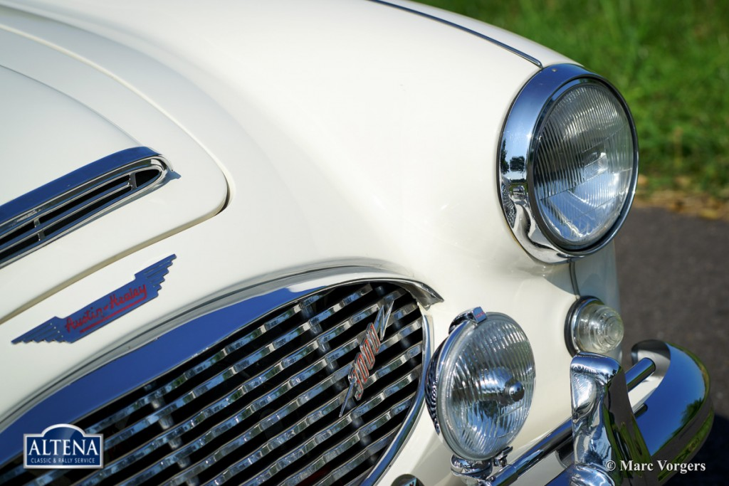 Austin Healey 3000 – two-Seater