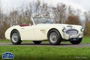 Healey 3000 MKII, 1962