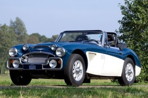 Austin Healey 3000 Mk3 Rally, 1964
