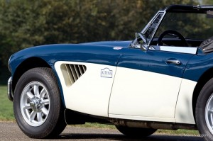 Austin Healey 3000Mk3 Rally