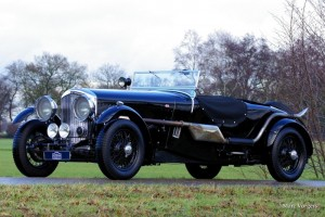 Bentley Derby Special 3.5 litre, 1934