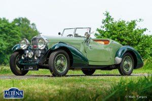 Bentley 3 ½ litre sports, 1934