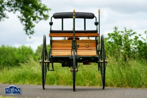 Benz patentmotorwagen