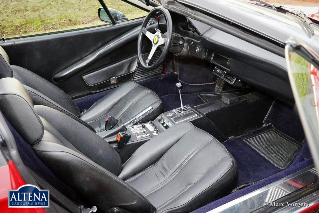 Ferrari 308 GTS, 1978