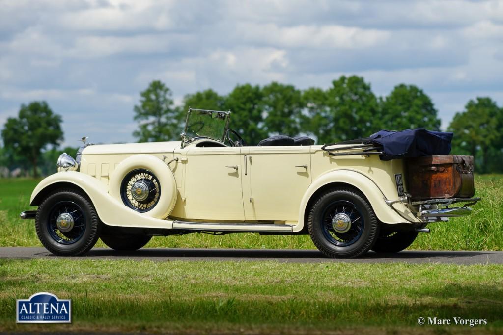 Humber Snipe 80, 1934