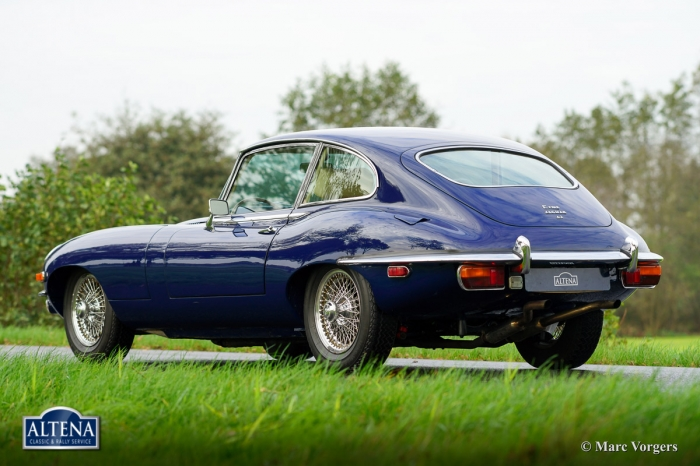 Jaguar E-Type 4.2 Litre 2+2