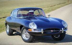Jaguar E-type 3.8 Litre FHC, 1962