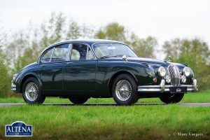 Jaguar MK II, 1963