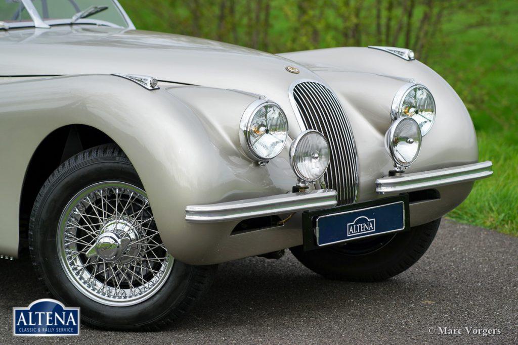 Jaguar XK 120 Roadster, 1950