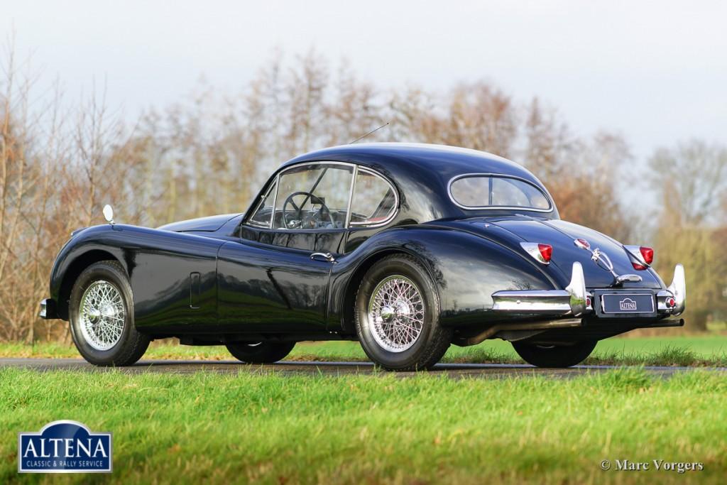 Jaguar XK140 SE FHC, 1956