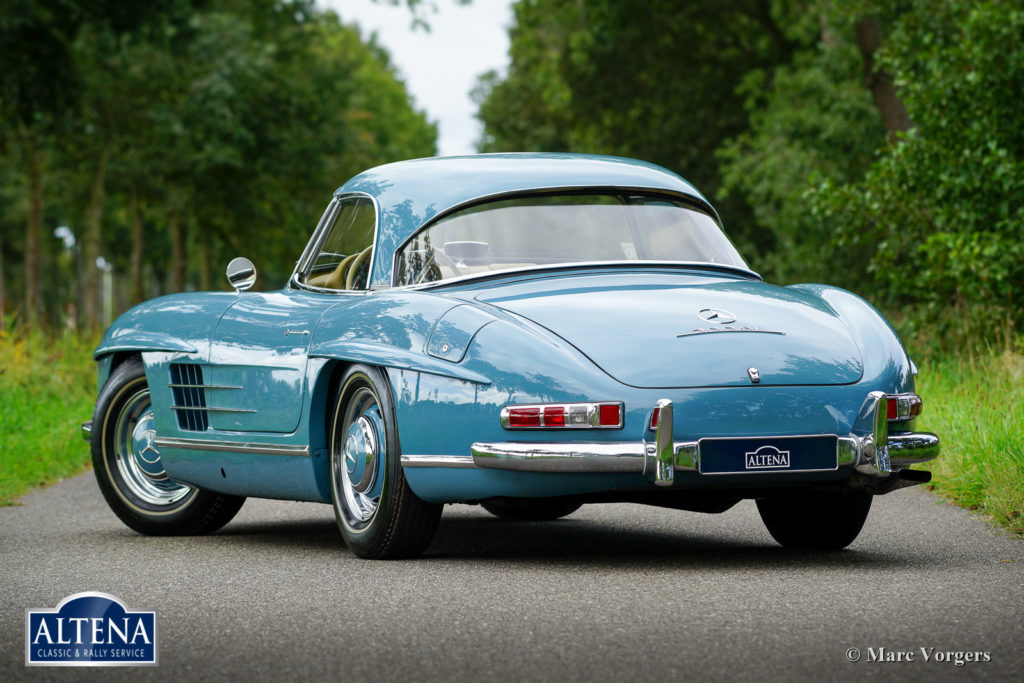 Mercedes 300 SL Roadster, 1957