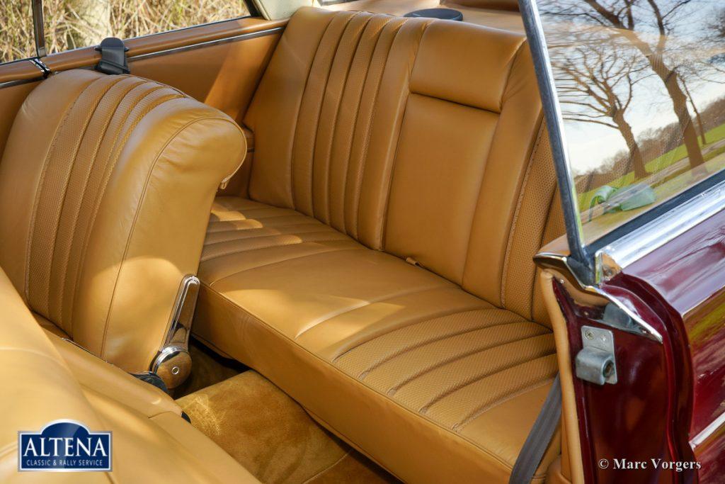 Mercedes 250SE, 1968