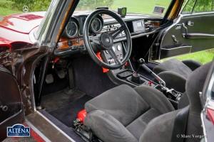 Mercedes 280SE 3.5 Rally, 1970
