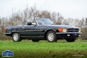 Mercedes 280SL, 1985