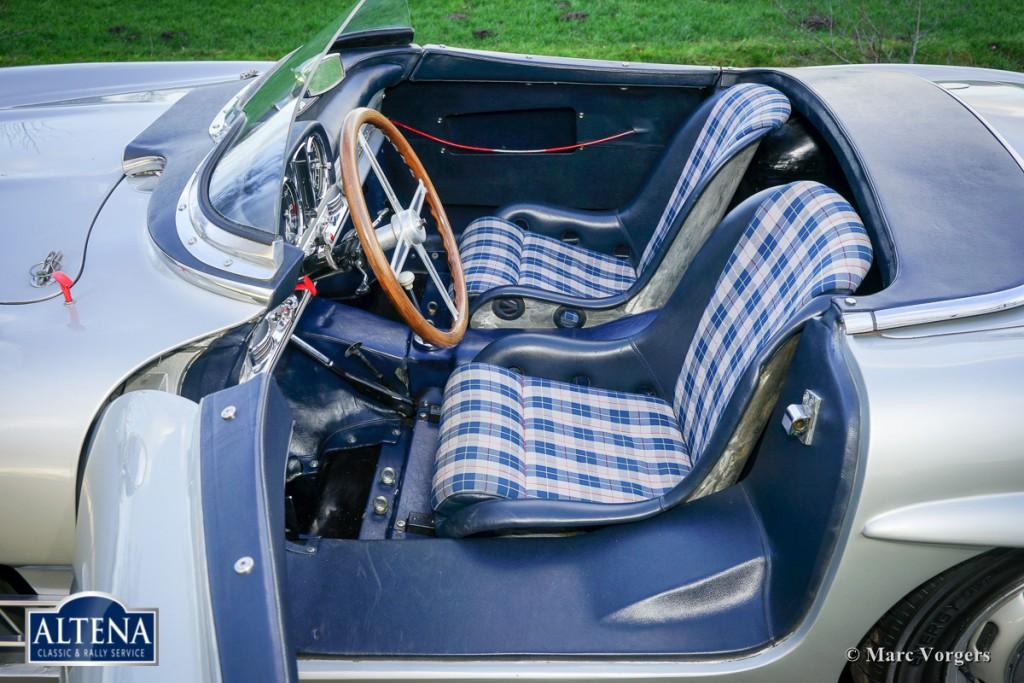 Mercedes 300SLS, 1957