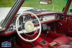 Mercedes 280SL, 1968