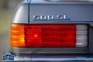 Mercedes 500 SL, 1983