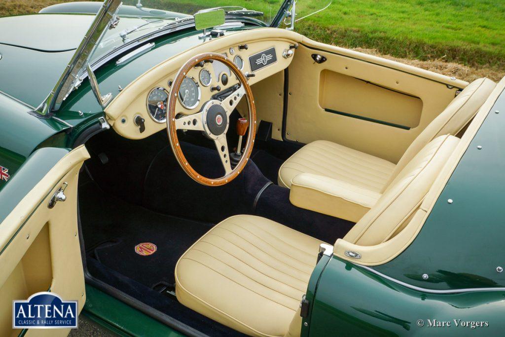 MG A, 1958