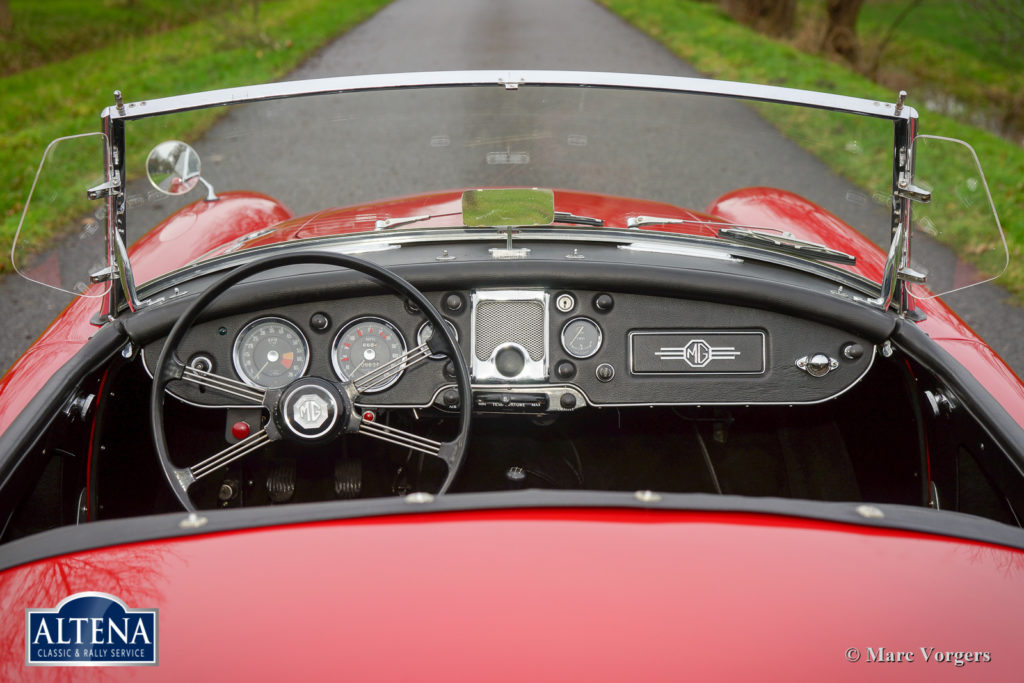 MG A 1600 MK II Roadster, 1962