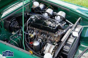 MG B, 1968