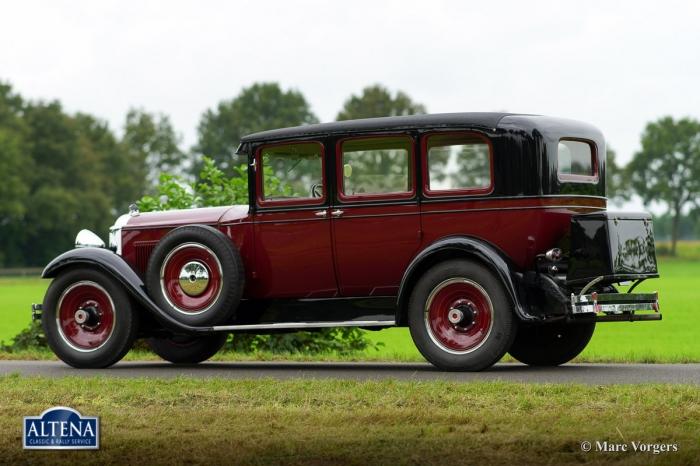 Packard 626 – RHD
