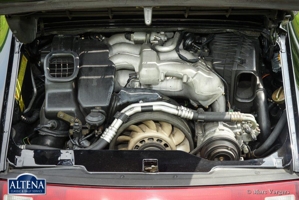 Porsche 911 (993) Carrera cabriolet, 1995