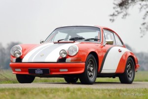 Porsche 911 2.4 S Rally, 1969
