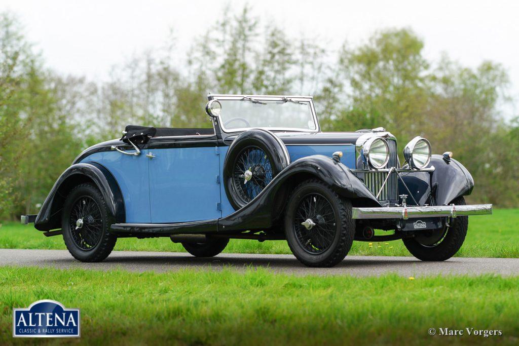 Talbot BA 105, 1935