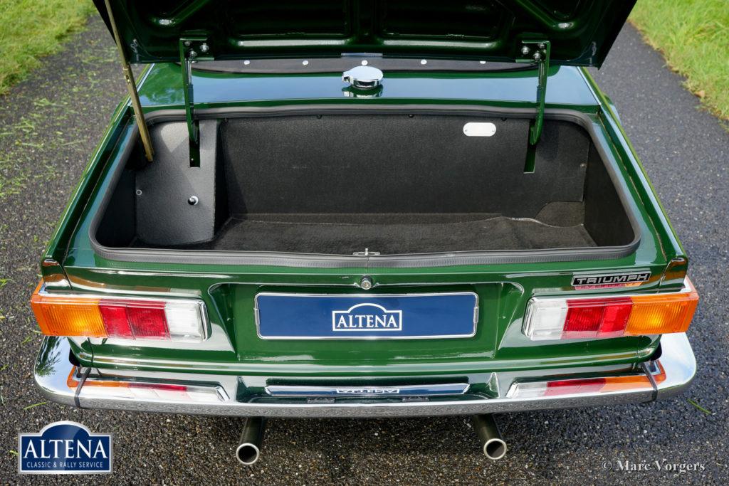 Triumph TR6, 1974