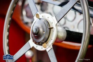 Alvis Speed 20 SB, 1933