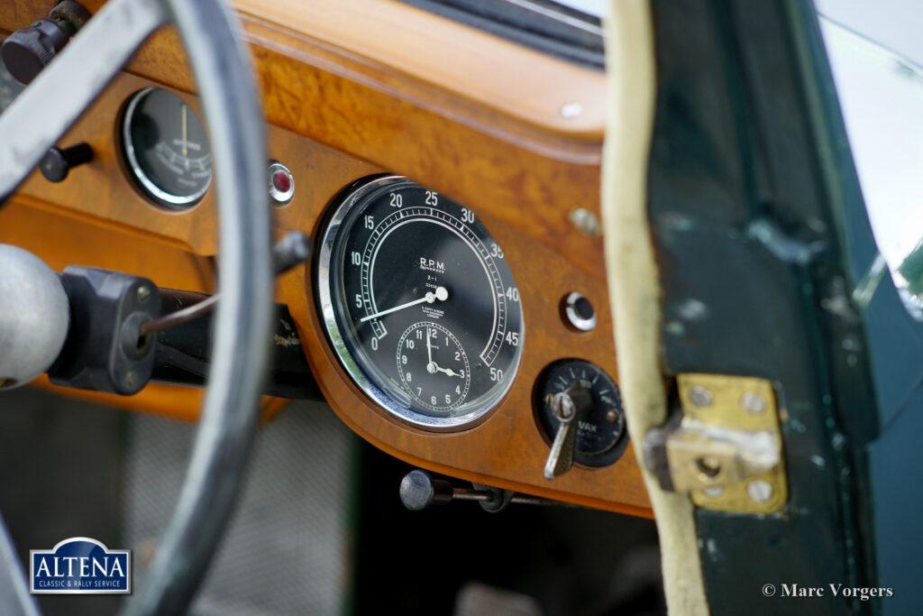 Alvis Speed 25, 1938