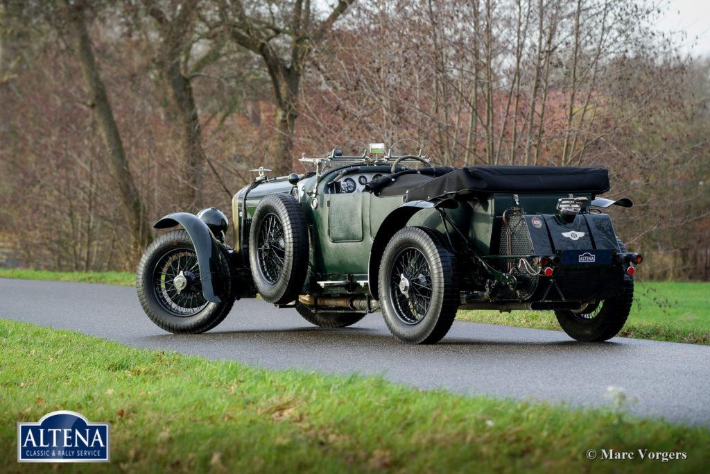 Bentley speed 8 'le mans', 1951