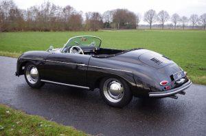 Porsche speedster (Replica), 1965